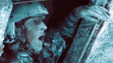 直升机意外坠毁 幸存士兵竟一秒冻成冰雕 速看科幻灾难片《后天》