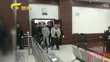 黑社会打架, 最后逃到公安局保命, 监控拍下了这疯狂的一幕!