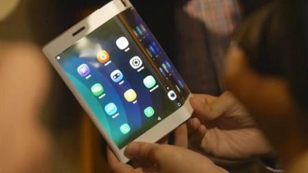 三星推出双屏180度折叠手机? 预计2018年出售!