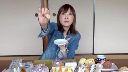 日本大胃王木下挑战吃牛杂炒乌冬面, 各种蛋糕甜点和20种烤肉
