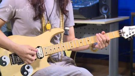 纪斌电吉他教学《打狗棒法》时值与技巧的组合练习(2) 黑豹乐队《体会》riff