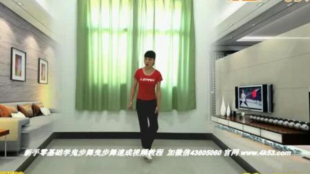 广西梧州市万秀区 老年人鬼步舞速成视频教程从入门到精通