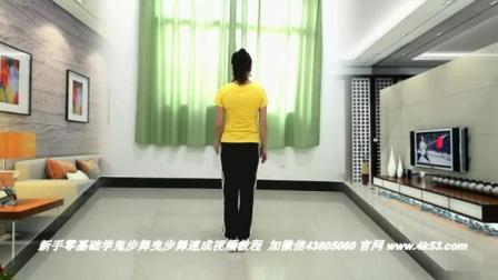 青海省海东地区化隆回族自治县0基础自学 自学老年曳步舞入门教程
