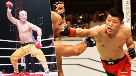 体坛嘿未够 第一季:中国高手正在占领UFC 他们却发明了比广场舞还厉害的东西