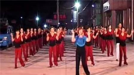 16步广场舞《踏浪》舞步