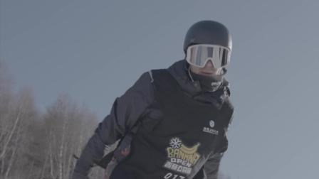 国内外顶级滑手均已聚集香蕉公开赛·张家口, 训练日视频公布。