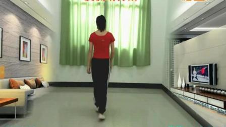 河南省鹤壁市鹤山区 鬼步舞左右转换的分解 老年鬼步舞培训班 教你7天学会广场舞鬼