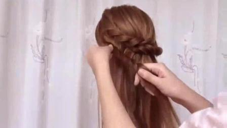 韩式新娘发型, 结婚当天发型的不二选择!