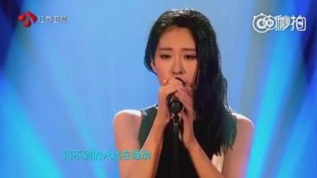 张碧晨动情演绎改编的爵士版《红玫瑰》, 淡淡的吉他伴奏, 唱出不一样的味道!