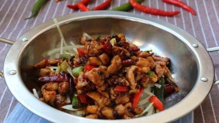干锅鸡的做法 干锅记得家常做法 干锅鸡制作秘诀 大爱美食