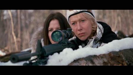 看过这部狙击手, 发现以前的狙击手电影都白看了