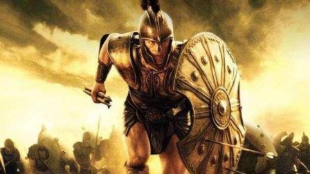 四分钟带你领略希腊神话中最宏伟的战争, 特洛伊之战!