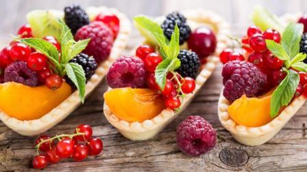 简单又好看的水果拼盘, 看着就特别有食欲, 快来学一学