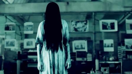 老烟斗看电影: 最惊悚的日本电影, 几分钟看完童年阴影系列恐怖片《午夜凶铃》!