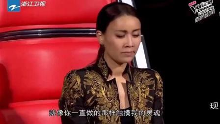 中国好声音第一个冠军, 这首歌比原唱还好听, 那英为他起身合唱!