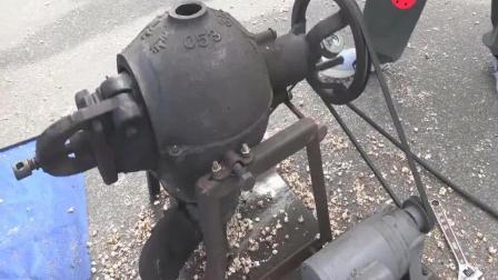 89十年代的爆米花制作方法, 冲天炮一响, 爆米花就有了
