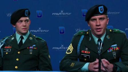 美国大兵们被记者问平时有什么娱乐活动? 回答亮了!