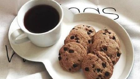 好吃! 在家就能轻松制作趣多多巧克力曲奇饼干, 必get