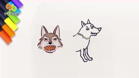 等待觅食的灰狼, 属国家二级保护动物