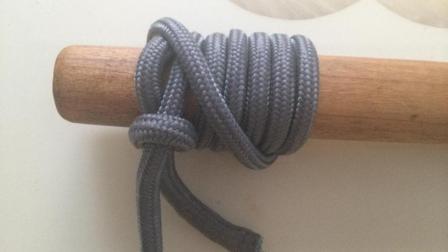 3款常见绳结, 生活中很实用, 收藏下来慢慢学, 总有你用得上的