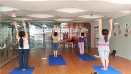 瑜伽减肥初级课程 家庭日常锻炼 睡前瑜伽