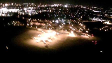 """BBC纪录片《闪电》: 闪电中的""""精灵""""(一种大气放电现象), 直径可达几十公里"""