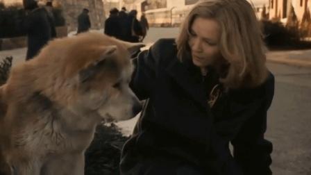 一部宠物感恩的电影《忠犬八公的故事》, 苦苦等了主人十年