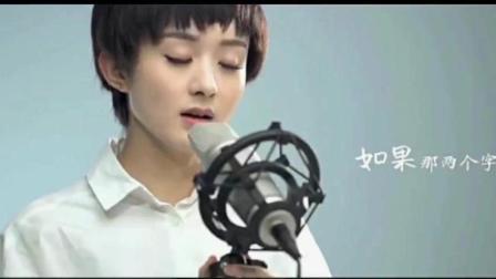 赵丽颖短发真好看, 第一次听她唱歌, 《十年》这首歌被她唱哭了