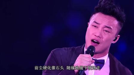 一直觉得陈奕迅的这首《富士山下》, 粤语版比国语版更具意境
