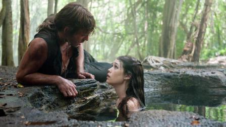 年轻海盗遇到可怜的美人鱼, 一场美丽的爱情故事, 一部眼福电影