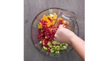 教你做9种最近流行的轻食沙拉