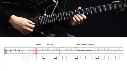 一鸣吉他教学 - Fade to Black