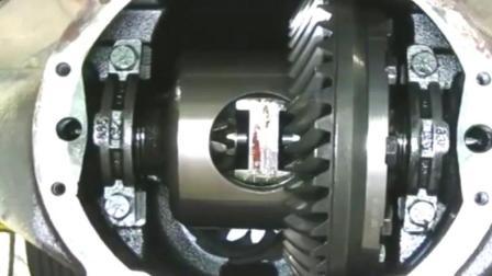 路虎汽车发动机解剖, 拆开看看百万级的技术构造