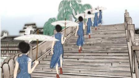 第四届世界互联网大会宣传片用水墨画诠释中国特色小镇—乌镇