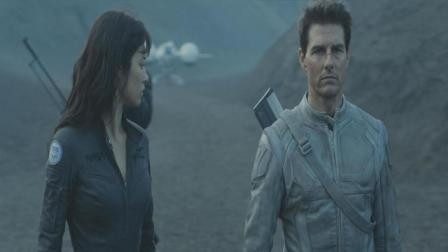 《遗落战境》一部脑洞大开的科幻电影, 阿汤哥大战外星人