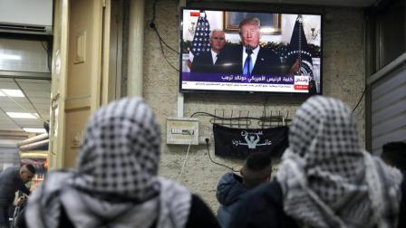 点燃火药桶? 特朗普这个决定可能将成为中东历史的分水岭