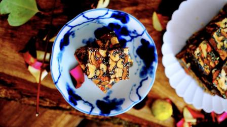 我的日常料理 第一季 国宝级补品在家就可以轻松制作 补血养气核桃红枣阿胶固元膏