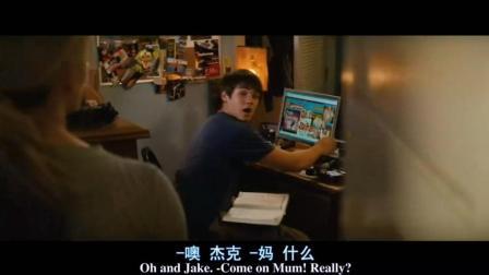 未成年男生在卧室看小电影, 被妈妈推开门撞见手忙脚乱!