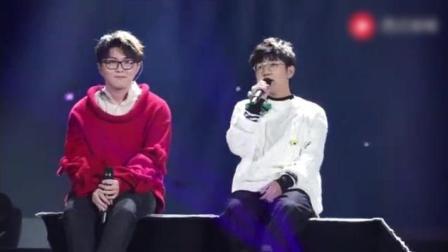 2017明日之子巡回演唱会 毛不易《我要你》你单曲循环了多少遍?