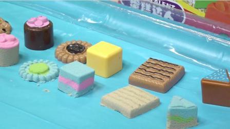 玩具小宇宙42 熊孩子玩沙: 美味的太空沙曲奇饼干