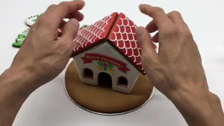 圣诞节装逼必备技能, 姜饼屋制作攻略