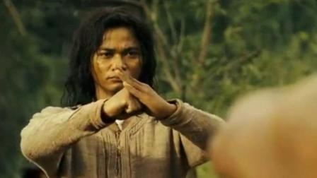 泰国托尼贾, 也会两招中国功夫, 他也在学习中国武术?