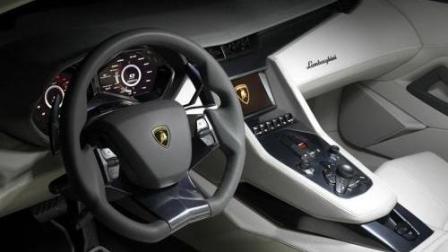 兰博基尼首款4门轿跑, 专为4口之家设计, 众泰会提前让其量产吗