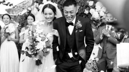 爱情长跑8年, 我们的张志明终于结婚了! 网友: 彭于晏是我的了!
