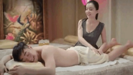 爆笑屌丝男士 大鹏去大保健被老婆贾玲抓个正着, 最后发现两人半斤八两啊