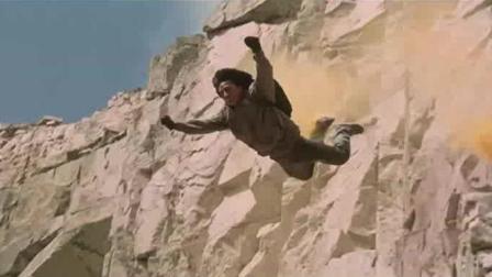 成龙这一跳吓到了恐高的人