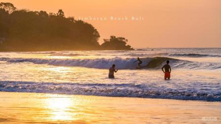 巴厘岛航拍之旅: 这里的夕阳全世界最美