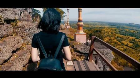 好想找一个相爱的人, 一起旅游全世界