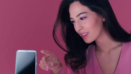 华为nova2s广告片里的美女真漂亮! 大长腿, 我喜欢