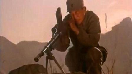 八路和日军发生激烈战斗, 太君逃跑被小八路歼灭